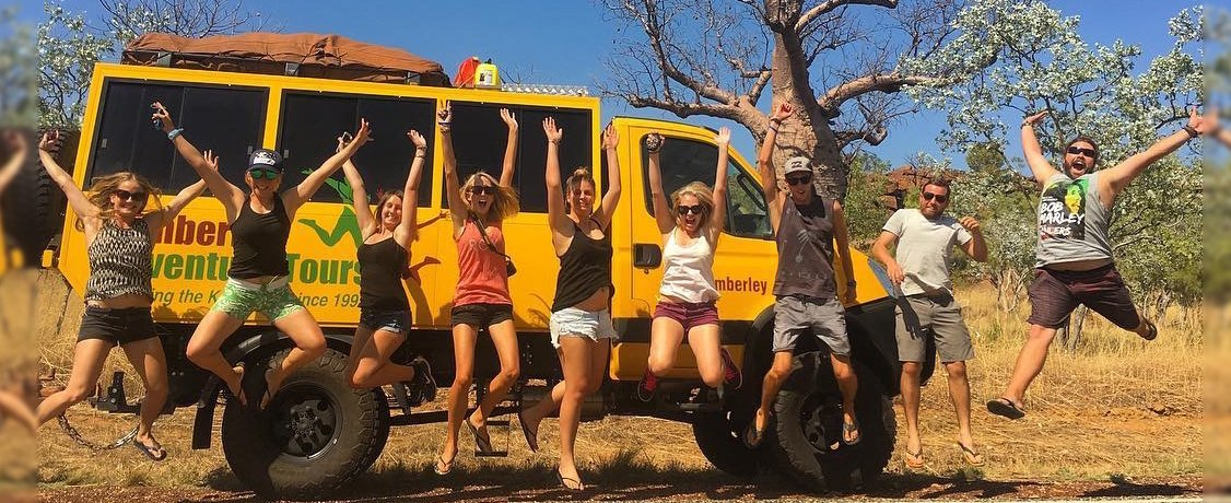 Broome to Darwin Tour