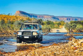 Self Drive Hosted Tours